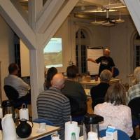 Foredrag for Nordsjælandske Bivenner, Fuglevad Mølle, 26. september 2016