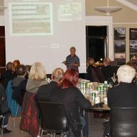 """iForedrag om de """"glemte"""" bier ved DN Faaborg-Midtfyns årsmøde, Ringe Bibliotek, 5. november 2014"""