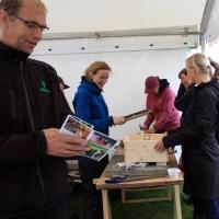 Fjordens Dag på Klintebjerg ved Odense Fjord – Naturværksted, 13. september 2015