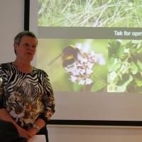 Oplæg ved Entomologisk Forening, årsmøde, Ringe, 10.–11. marts 2012