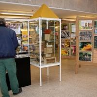 Udstilling på Faaborg Bibliotek, marts 2012