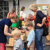 Ved Havnekulturfestival i Odense, 28.–29. maj 2016