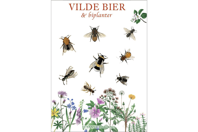 Vilde bier og biplanter af Susanne Harding, Koustrup & Co.