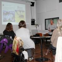 "Foredrag for Netværk ""Mere Liv i Haven"", Praktisk Økologi, Odense, Studenterhus, 5. maj 2015"