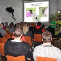 Foredrag på Aalborg Zoo, 8. marts 2016
